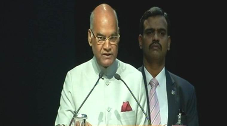 ram nath kovind news, djibouti news, india news, indian express news