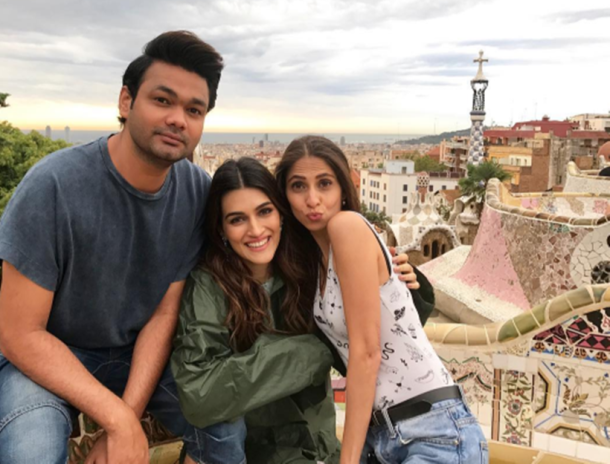 Kriti Sanon, Kriti Sanon photos, Bareilly Ki Barfi, Kriti Sanon hot photos, Kriti Sanon holiday, Kriti Sanon Spain holiday