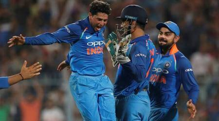 Virat Kohli hails Kuldeep Yadav for becoming third Indian to take an ODI hat-trick