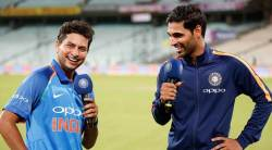 india vs australia, ind vs aus, kuldeep yadav hat trick,
