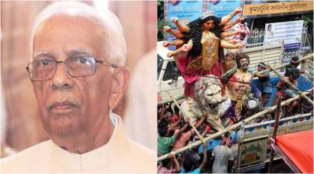 West Bengal Governor greets people ahead of Durga Puja