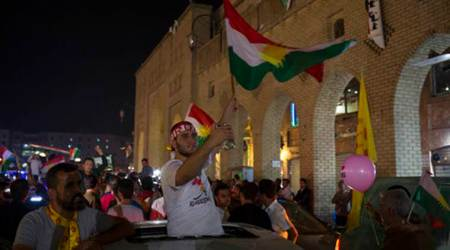 Kurd referendum crisis: Crude oil jumps as fighting in Iraq's oil-rich Kirkuk shuts output