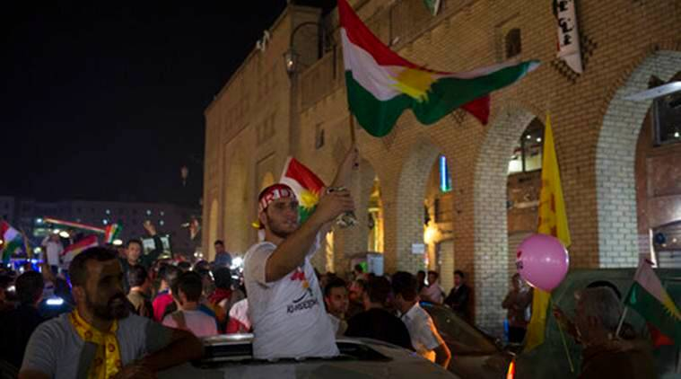 Kurdish Referendum, Kurd Election, Kurdish Election, Iraqi Prime Minister Haider al-Abadi, Iraq PM Iraqi Prime Minister Haider al-Abadi, Iraq, World News, Latest World News, Indian Express, Indian Express News
