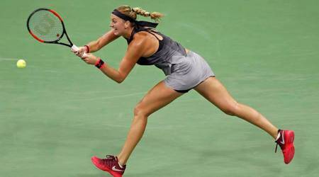 US Open 2017: Petra Kvitova downs Garbine Muguruza to reach quarter-finals