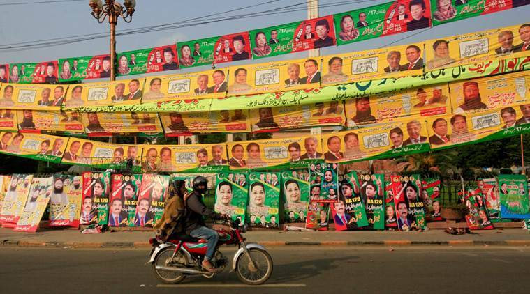 Lahore, Nawaz sharif, Begum kulsoom, imran khan, PTI, by-election in Lahore, NA 120,