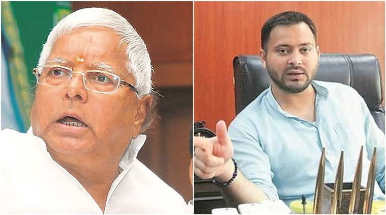 CBI summons Lalu, Tejashwi for questioning