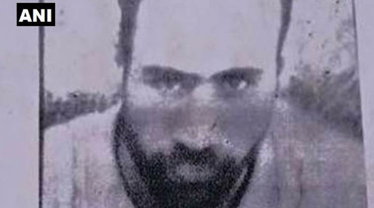 Longest surviving terrorist killed in Kashmir