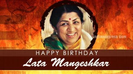Lata Mangeshkar turns 88: The nightingale, with 25,000 songs in over seven decades, is a gift that keeps giving