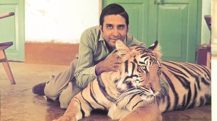mk ranjitsinh, a life with wildlife from princely to the present, mk ranjitsinh book review, indian express
