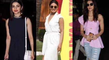 Priyanka Chopra, Kriti Sanon and Prachi Desai's travel style is gorgeous butcomfortable