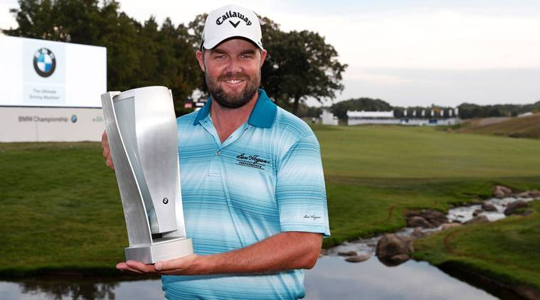 Marc Leishman Gets Redemption In Chicago Wins Bmw Championship The Indian Express