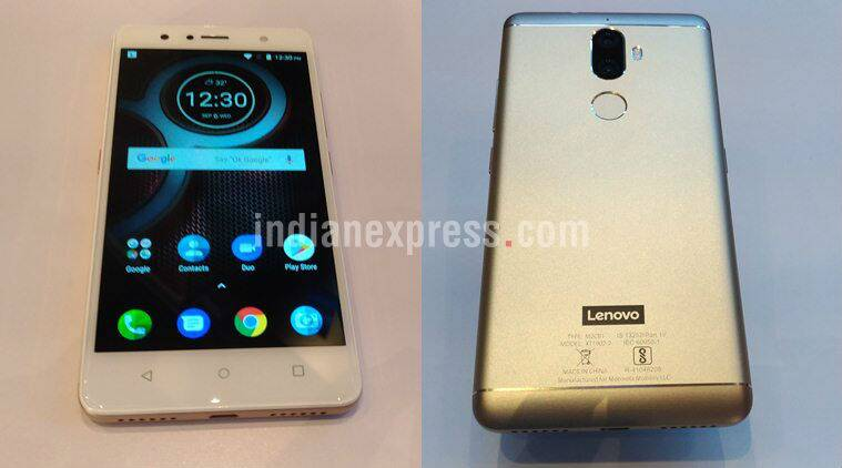 Lenovo K8 Plus Launched in India for Rs 10999