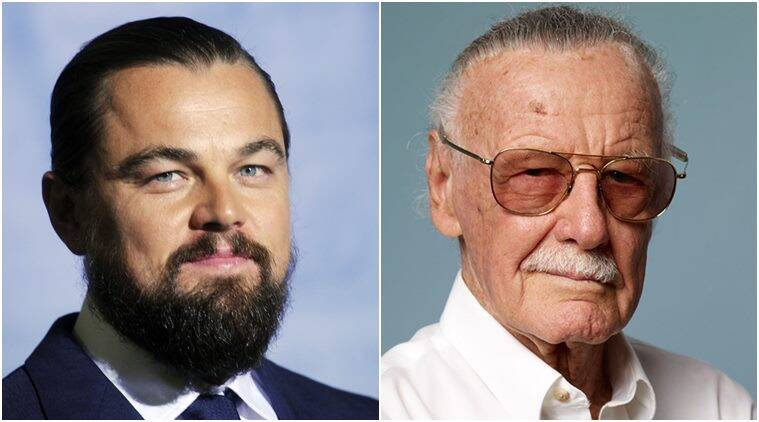 Leonardo Dicaprio Wants To Portray Stan Lee In Biopic