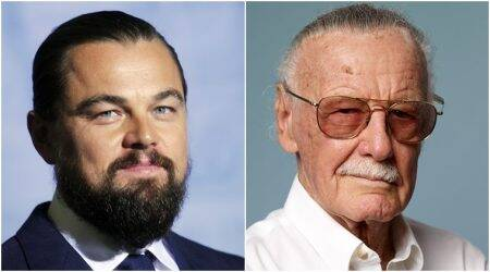 Leonardo DiCaprion wants to play Stan Lee in a biopic