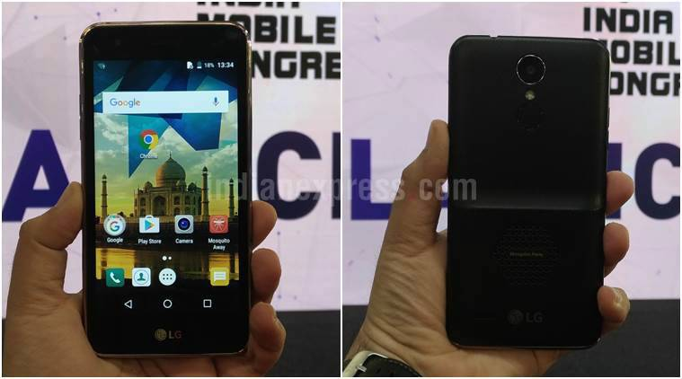 LG K7i Smartphone Which Repels Mosquitoes, Launched in India at Rs. 7990
