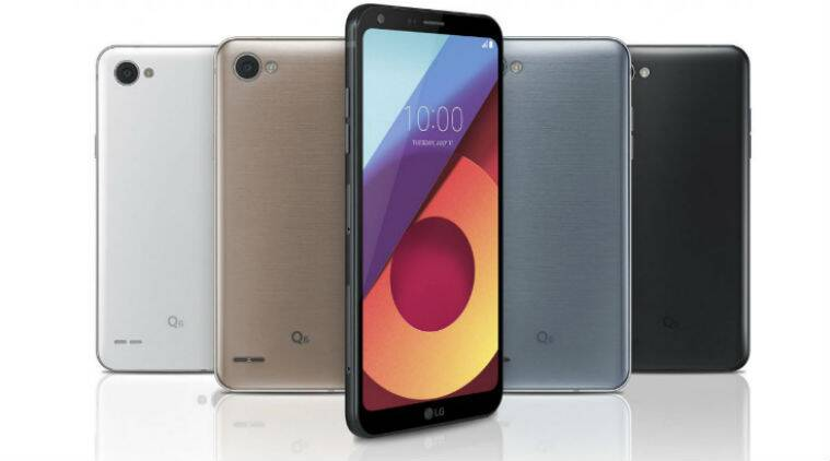 LG, LG Q6+, LG Q6 Plus, LG Q6+ price in India, LG Q6 Plus price in India
