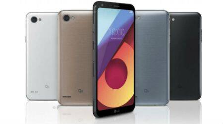 LG Q6+ with Full Vision display launched in India at Rs 17,990: Key specs and features