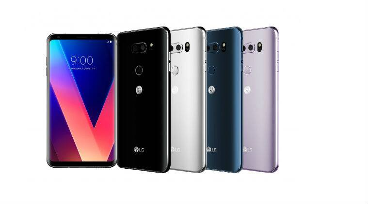 LG V30, LG V30 price, LG V30 price in US, LG V30 price in India