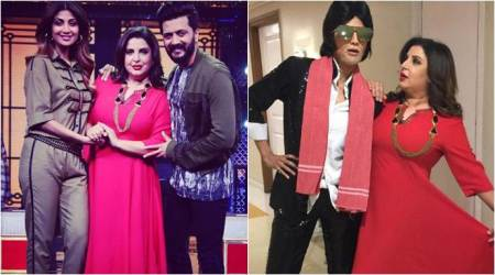Farah Khan's Lip Sing Battle: Shilpa Shetty pays tribute to Amitabh Bachchan, here's a sneak-peek