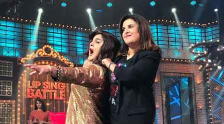 Lip Sing Battle: Pagalpan is on with Karan Johar and Farhan Akhtar in Farah Khan's new promo