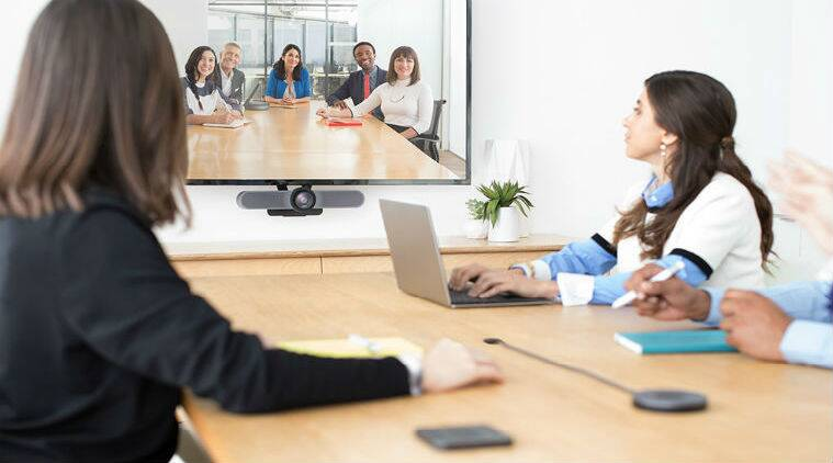 Logitech hopes to own the huddle space with MeetUp conferencecam