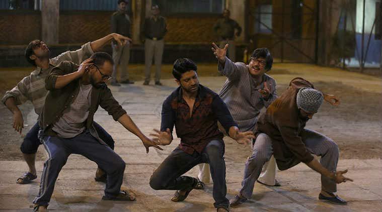 Lucknow Central, Farhan Akhtar, Gippy Grewal, Inaamulhaq, Deepak Dobriyal, Ronit Roy, Ravi Kishan, Diana Penty, Lucknow Central film, Lucknow Central movie, Lucknow Central latest, Lucknow Central watch