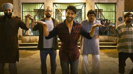 Lucknow Central movie review, Lucknow Central review, Lucknow Central, Farhan Akhtar, Diana Penty