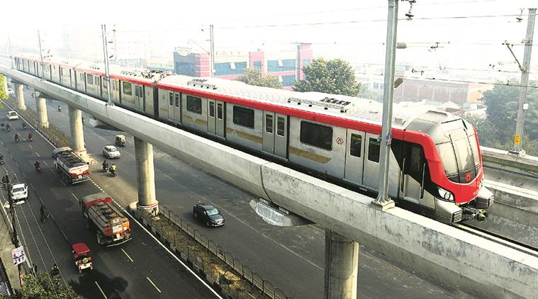Lucknow Metro passengers cross 10 lakh in 70 says