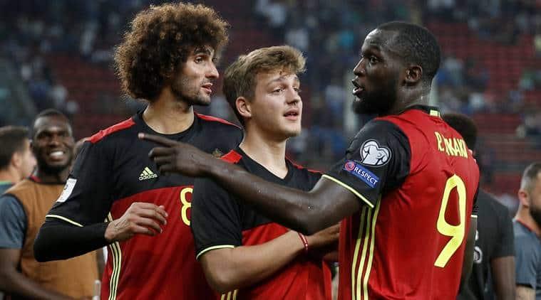Belgium vs Hungary, France vs Luxembourg, Romelu Lukaku, World Cup qualifiers