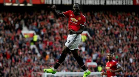 Celebration was just a bit of banter, says Romelu Lukaku after scoring against former club Everton