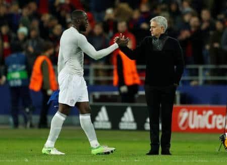 Romelu Lukaku achievement great but possible only with a good team, says JoseMourinho