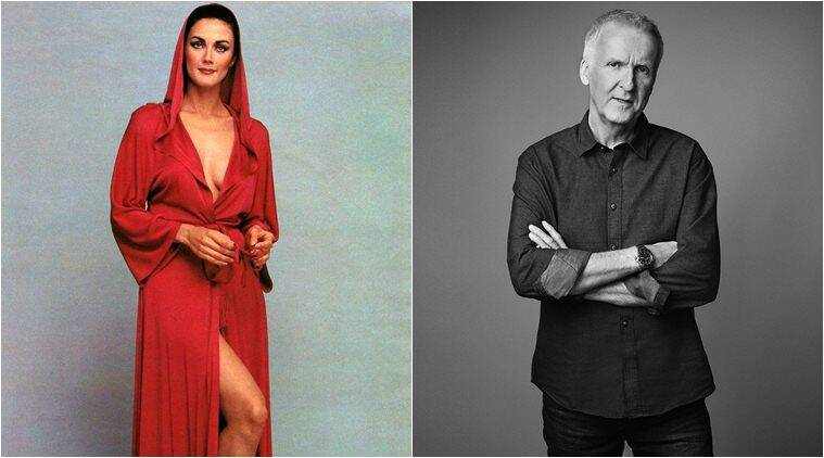 lynda carter, wonder woman, james cameron