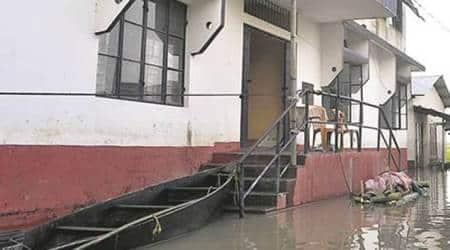 August 29 Flooding, Mumbai Flooding, Mumbai Rain, Mumbai Heavy Rain, Mumbai Deluge, Mumbai News, Latest Mumbai News, Indian Express, Indian Express News