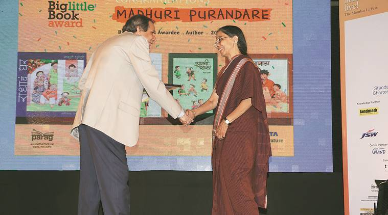 Big Little Book Awards (BLBA), Bengali literature for children, Tata Trust's Parag Initiative, Madhuri Purandare, Atanu Roy, Literature, Young Fiction, Childrens Books, Fiction for children, Books, Indian Express News