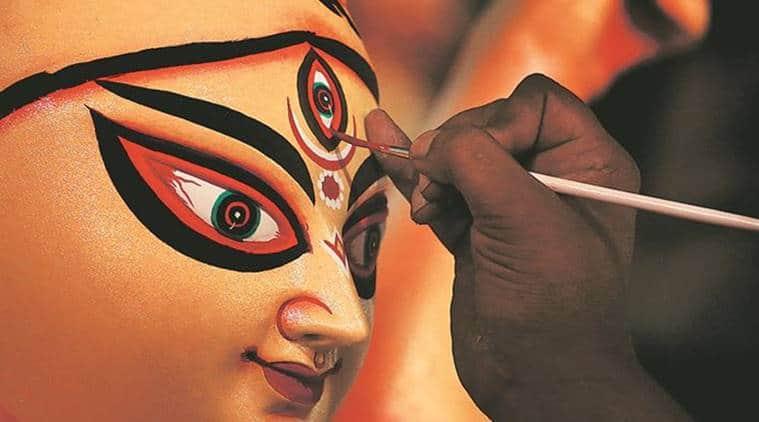 Durga Puja, Durga Puja 2017, Mahishasura Mardini, Mahalaya, Birendra Krishna Bhadra, Bijoya Dashami, Lifestyle News, Latest Lifestyle News, Indian Express, Indian Express News