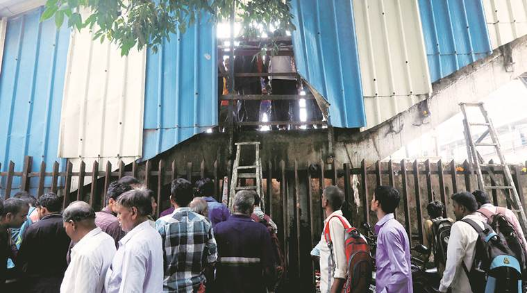 Stampede At Elphinstone Road Station Accident Was Waiting