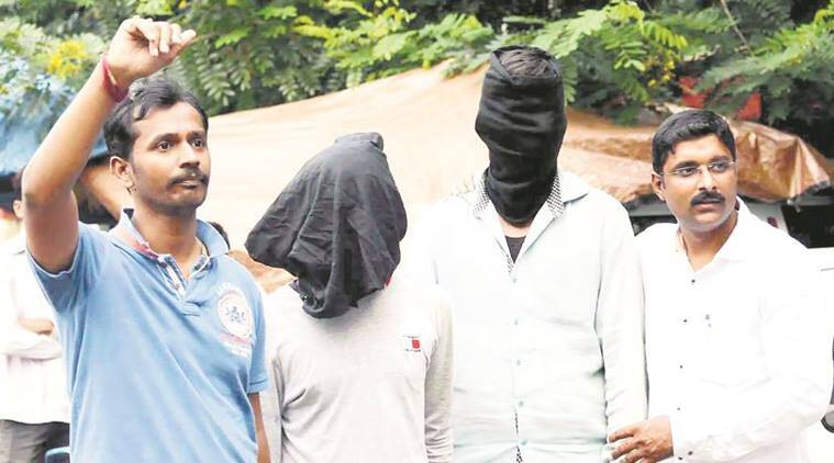 Pune, Pune kidnapping, 7 year old kidnapped, Pune Police, Fake car number plates, Pune news, Indian Express