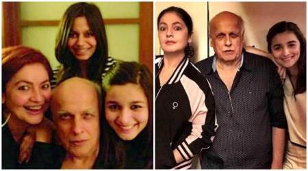 Alia and Pooja Bhatt share the sweetest birthday wishes for dad Mahesh Bhatt