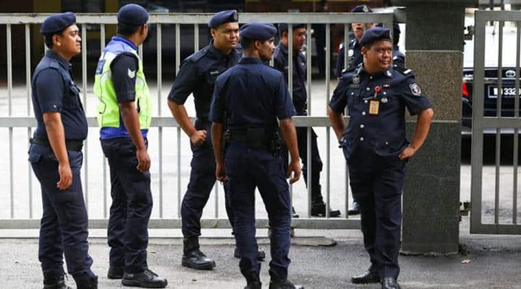 Malaysian police, Malaysian police arrest, Abu Sayyaf Islamist group, Hajar Abdul Mubin, Abu Sayyaf Arrested, Hajar Abdul Mubin Arrested, World News, Latest World News, Indian Express, Indian Express News