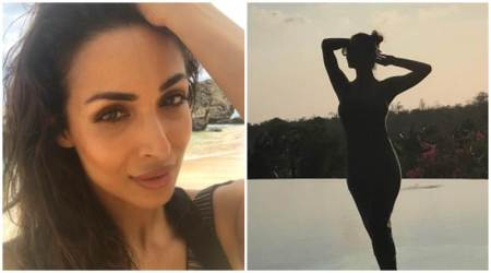 Photos: Malaika Arora shares her 'Sunny Sunday' look as she wraps up her holiday