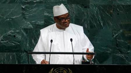 Mali president wants US to reverse Chad travel ban
