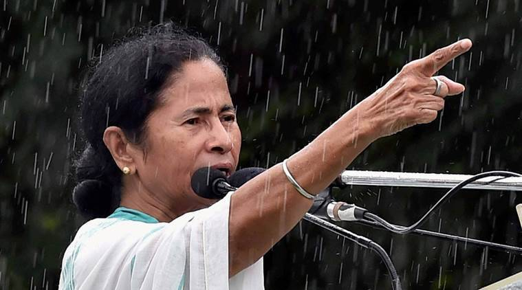 Mamata Banerjee, Durga Puja, West Bengal Durga Puja, Mamata Banerjee Durga Puja, RSS, VHP, Bajrang Dal, Kolkata, india news, indian express, indian express news
