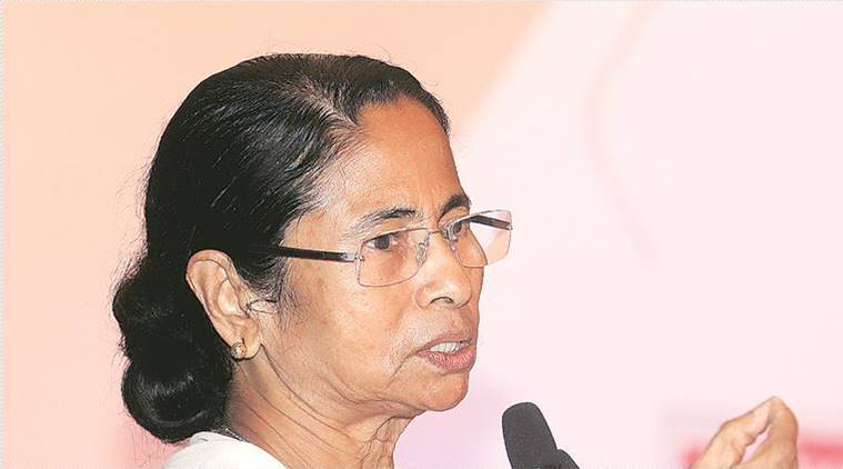 mamata banerjee, west bengal cm, darjeeling violence, violence in hills, indian express