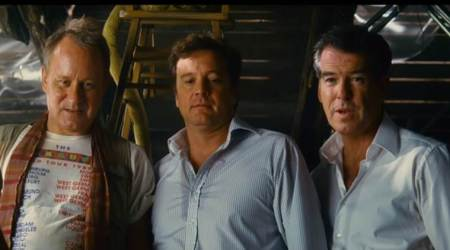 Mamma Mia is one of Colin Firth's favourite films