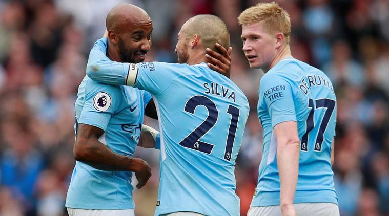 Manchester City, Crystal Palace, Premier League, Manchester United, sports news, football, Indian Express