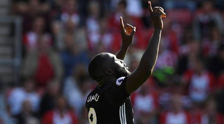 Manchester United, Romelu Lukaku, Southampton, Premier League, sports news, football, Indian Express