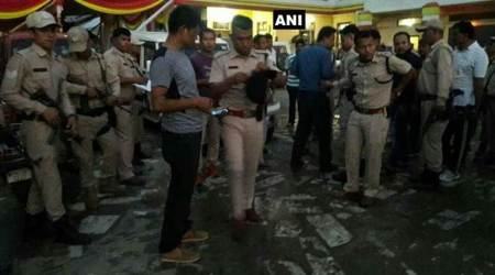 Bomb blast in Manipur, four injured