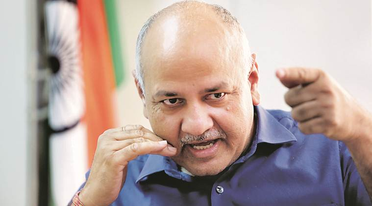 Saddening L-G takes decisions without contacting us: Sisodia