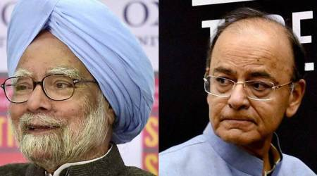 Manmohan Singh says demonetisation adversely affected GDP growth; Arun Jaitley lists out achievement