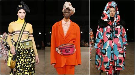 Marc Jacobs concluded New York Fashion Week with a colourblast